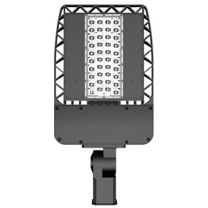 LED Shoebox Light - Bottom View
