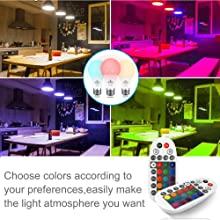 Smart Remote Controller - Color Temperature