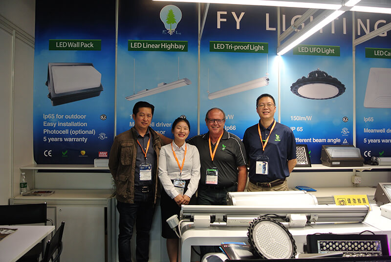 LED Lighting Exhibition -1